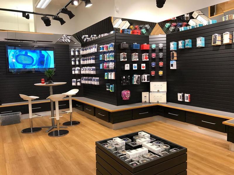 Goblues butik i Esbjerg